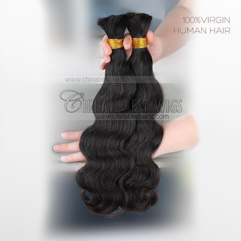 body wave bulk hair