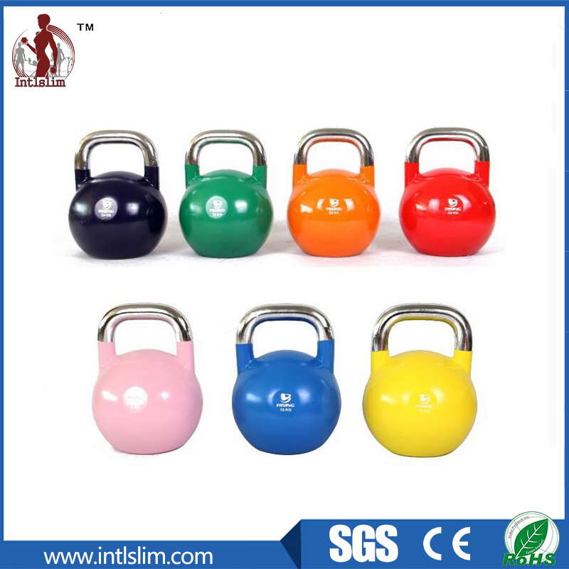 Colored Competition Kettlebell Supplier