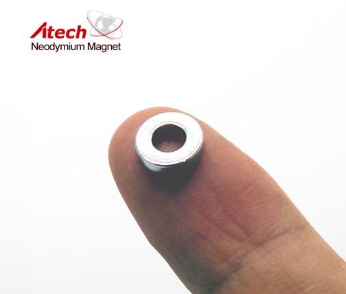 Ring/Tube Neodymium Magnets