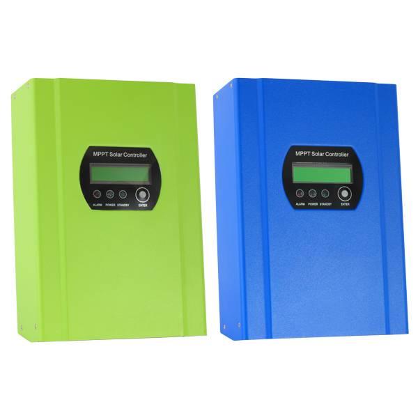 MPPT solar charge controller 60A 12v/24v/48v system auto recognition