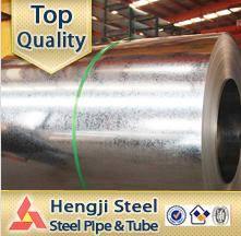 Hot dipped galvanized Coils in Tianjin