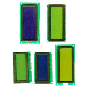 192*64 Graphic LCD Modules
