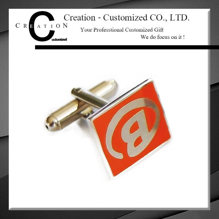 Factory Customized Company Cufflink