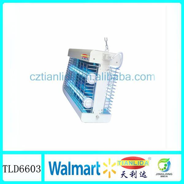 Electric flying insect trap with glue board JL6603