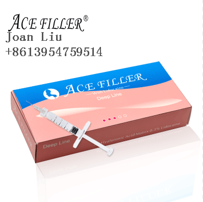 1ml ACE Deep Ultra ha filler for chin contouring