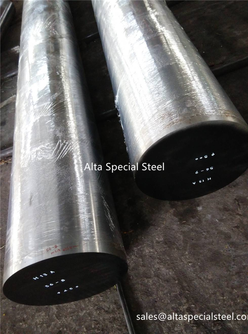 DIN 1.2344 / AISI H13 Tool Steel