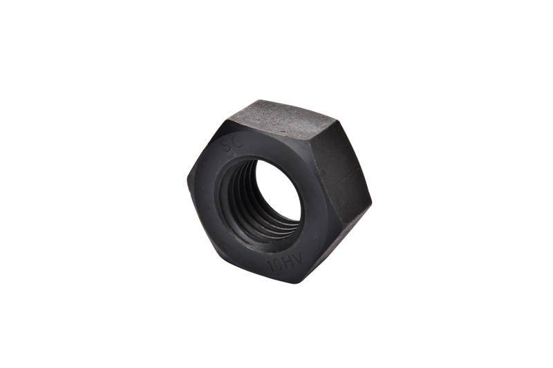 DIN 6915 HV10 heavy STRUCTURAL NUTS