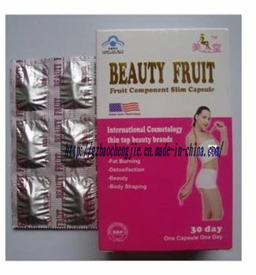 Beauty Fruit Component Weight Loss Capsule, Slimming Capsule