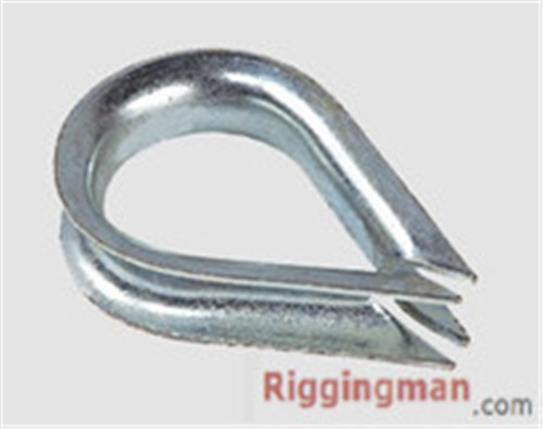 EUROPEAN THIMBLE Rigging Hardware