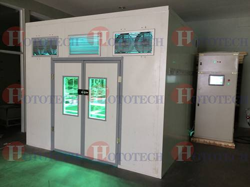 UV preconditioning Tester for PV Module