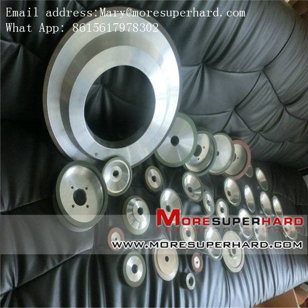 1A1, 3A1, 6A2,11V9,12v9, 14F1... vitrified/resin Diamond/CBN Grinding Wheel