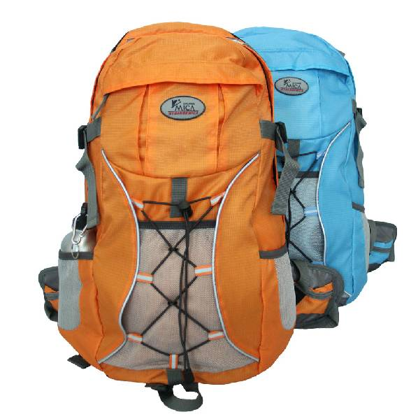 popular hiking backpack with rain cover