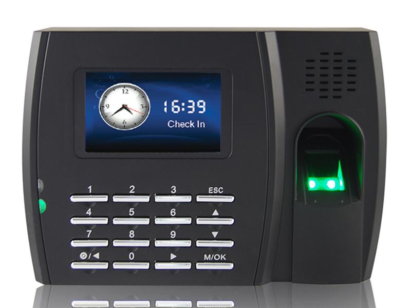K28 fingerprint time attendance
