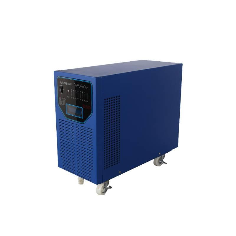 Off Grid MPPT Solar Power Charge 5000W 48V DC 230V AC Power Inverter for Solar Power System