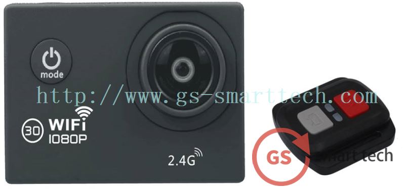 Mini Video Camera Sport Wifi Dv 720P Wireless Remote control