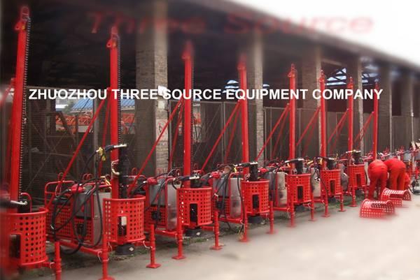 Hydraulicp etroleum portable drilling rig