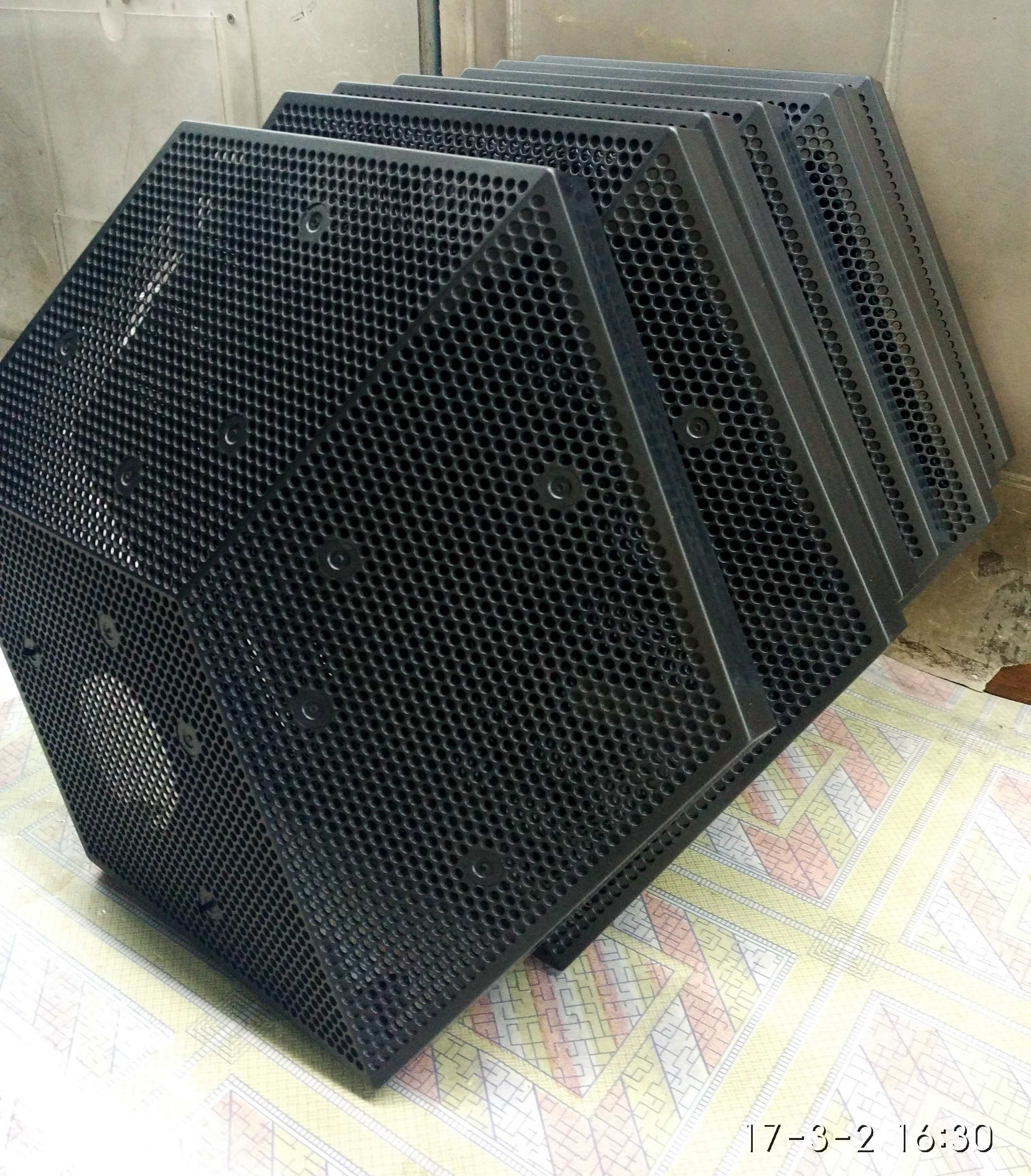 Plastic Cover Mold, Speaker Cover Molding, good quality for injection plastic molding