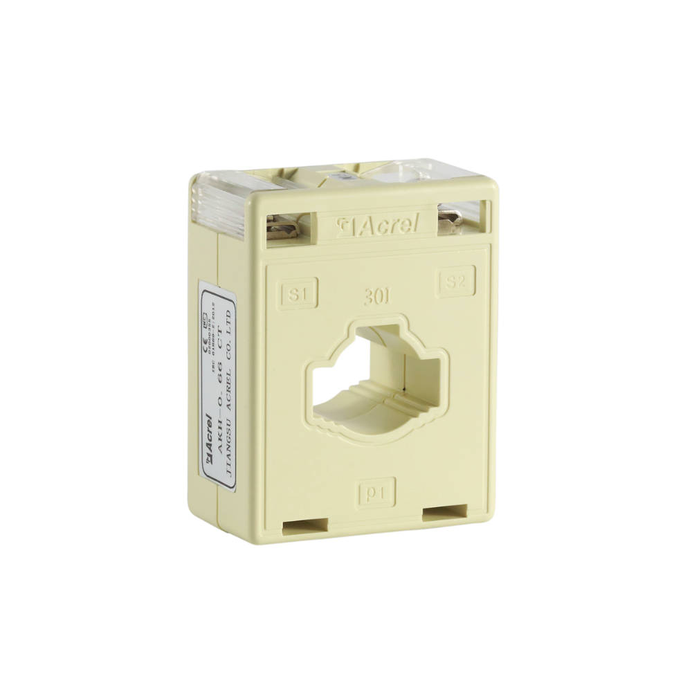 class 0.5 solid core low voltage current transformer Acrel AKH-0.66/I 30I 100/5(1)A
