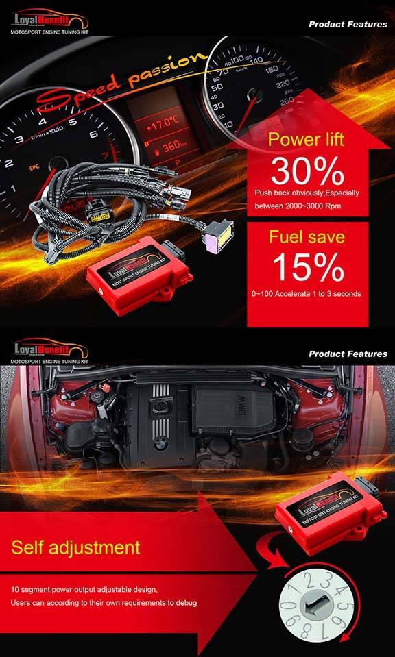 Loyal Benefit Motosport Engine Tuning Kit - Loyal Benefit Industrial