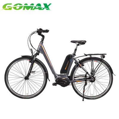 GOMAX fixed gear city electric bike bicycle wholesale color for optional with different material