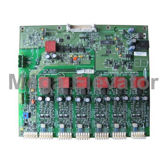 Kone elevator parts Inverter board ID.NO:KM725800G01