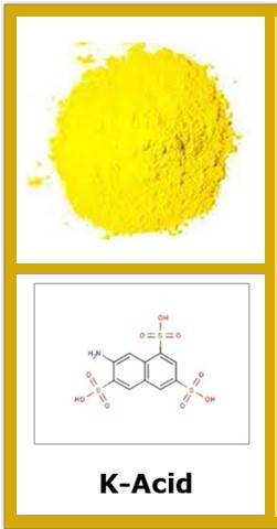 textile dye auxiliaries K acid Dyestuff Intermediates.CAS No:118-03-6