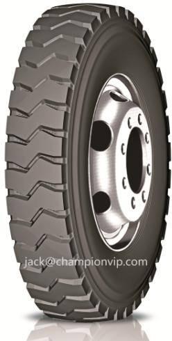 radial truck tire