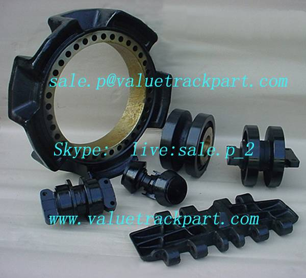 Crawler Crane IHI CCH1800 Spare Undercarriage Parts Track Roller Bottom Roller Lower Roller