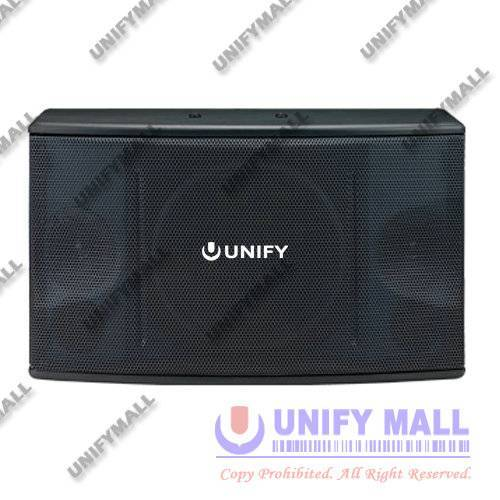 "UNIFY REV-MR450V 3-Channel 2-Way 10"" Karaoke Speaker"
