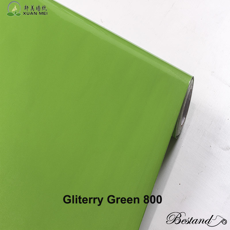 Durable in use Gliterry material Kitchen Cabinet protection renovation Film