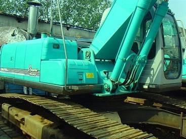 2009year Kobelco SK210 Excavator