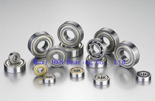 6210ZZ   deep groove ball bearing ABEC-5 GCr15