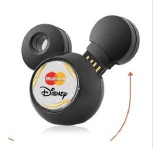 Mini Disney USB Flash Drive