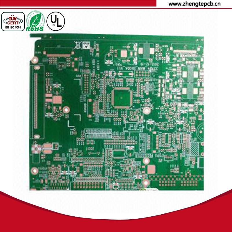 TS16949 certificate pcb manufacturers and Multilayer PCB factory
