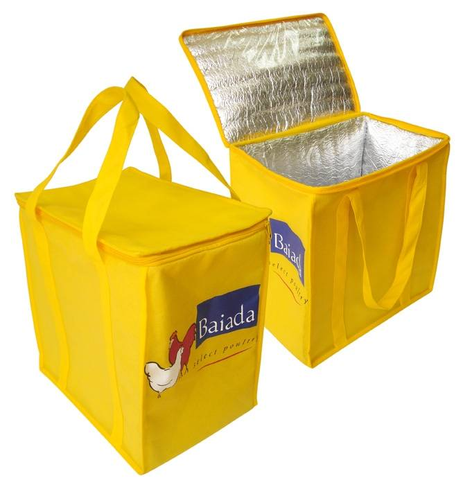 non woven cooler bag /insulated bag
