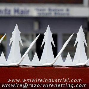 Wall spike | Razor spike ----- WM Wire Industrial
