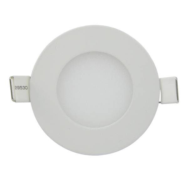 Round led bulb recessed led downlights Round led panel downlights