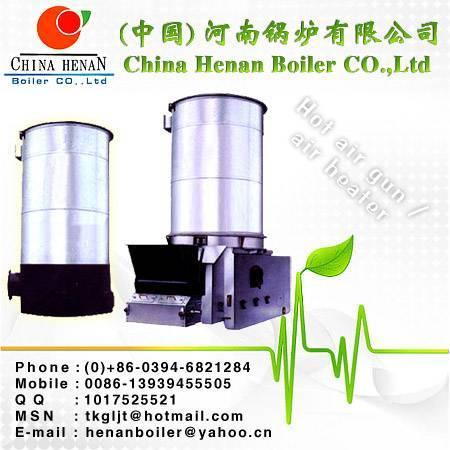 Hot air generator / hot air gun / air heater