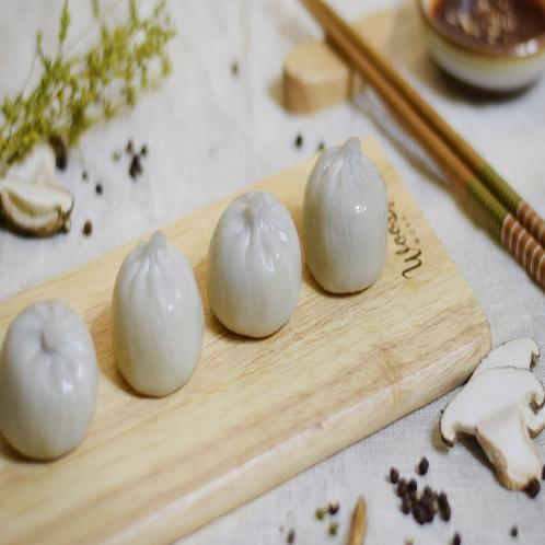MUSCLE Dumpling Series - MUSCLE Chicken Dumpling , MUSCLE Curry Dumpling