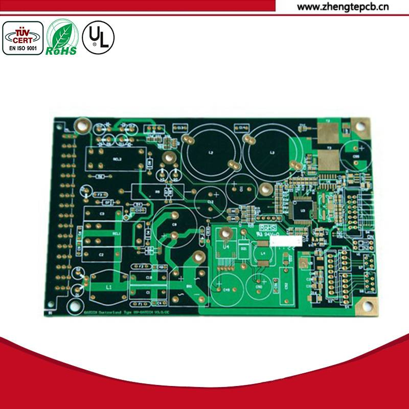 8 layer fr4 pcb high-frequency multilayer pcb shenzhen factory