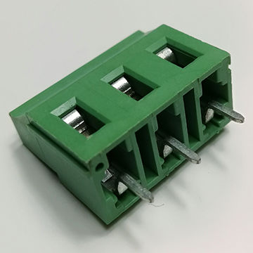 Termainal Block connector,5.0mm-5.08mm,3ways