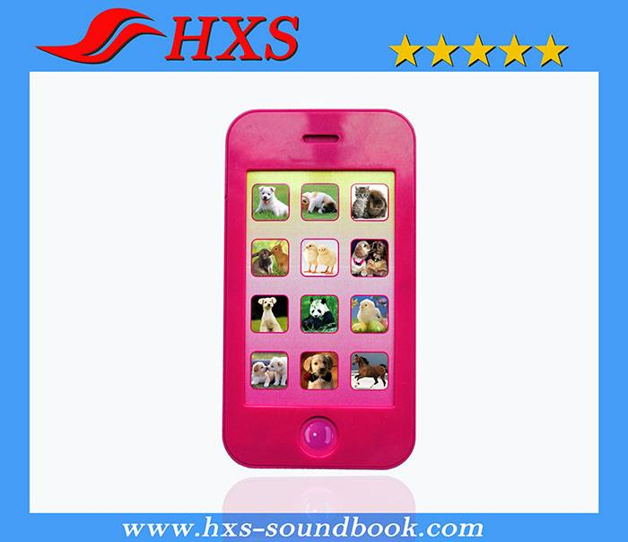 Hot Selling Electronic Music Toy Mobile Phone