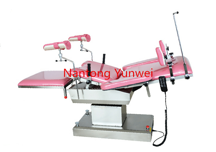 P03 multi-purpose electric obstetric table operation bed with good feedback