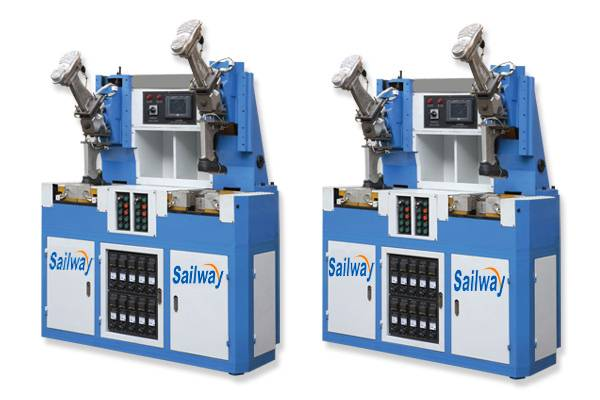 SW Upper-joint  Dual-density Rubber Foam Molding Machine