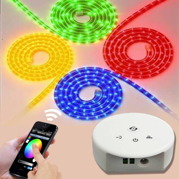 ufo wifi led rgbw controller led smart home magic lights&lighting