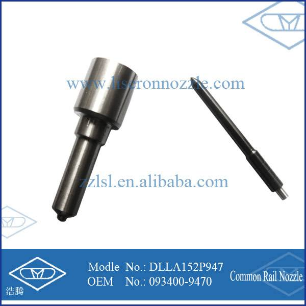 CR Injector Parts 095000-6250 Denso Diesel Nozzle DLLA 152P947 For Nissan Navara