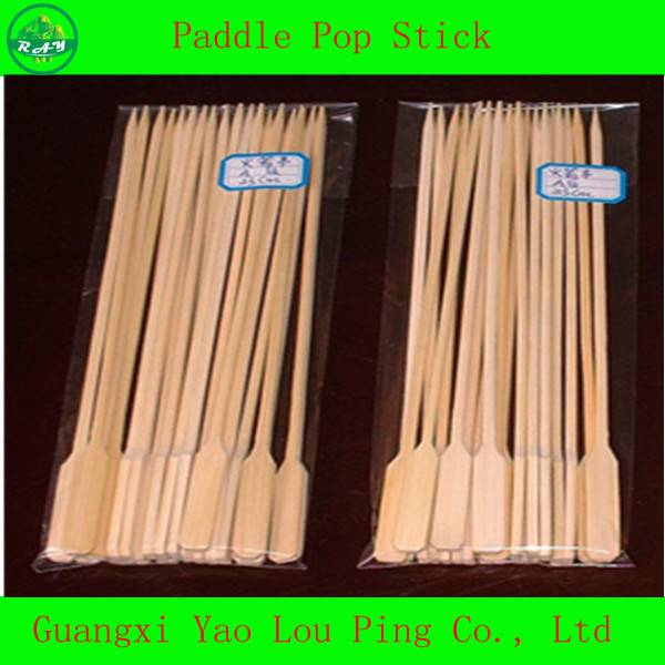 Manufacture Sales Bamboo &Wooden Skewer