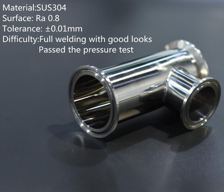 Cnc Machining Custom Precision Aluminum Part Mechanical Products Metal Cnc Machining Service