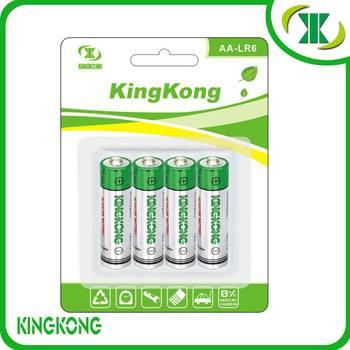Carbon battery KK-R6P-KA2B