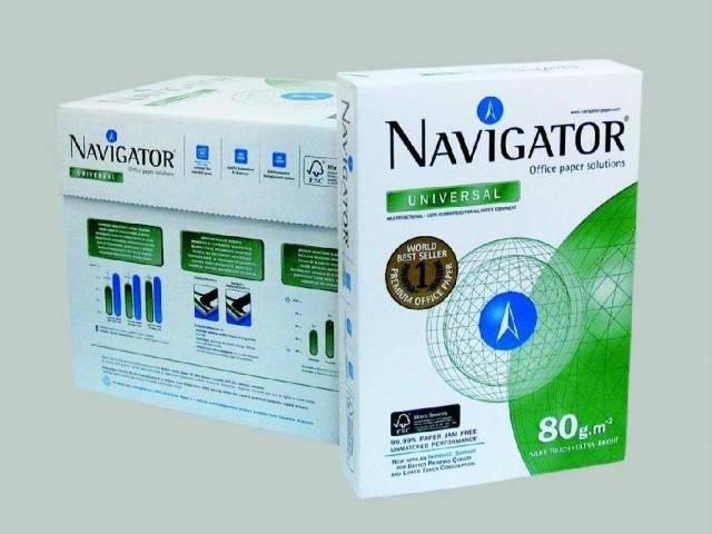 Navigator Copy Paper 80Gsm / 75Gsm / 70Gsm A4 Multipurpose Copier Paper